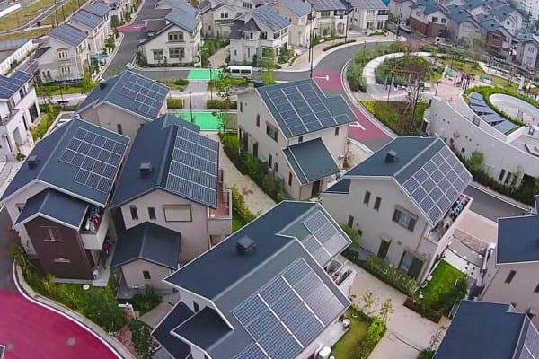 Sustainable Smart Town Fujisawa, Japan