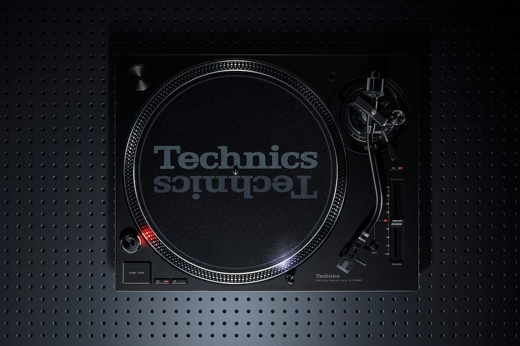 Musik mit Technics