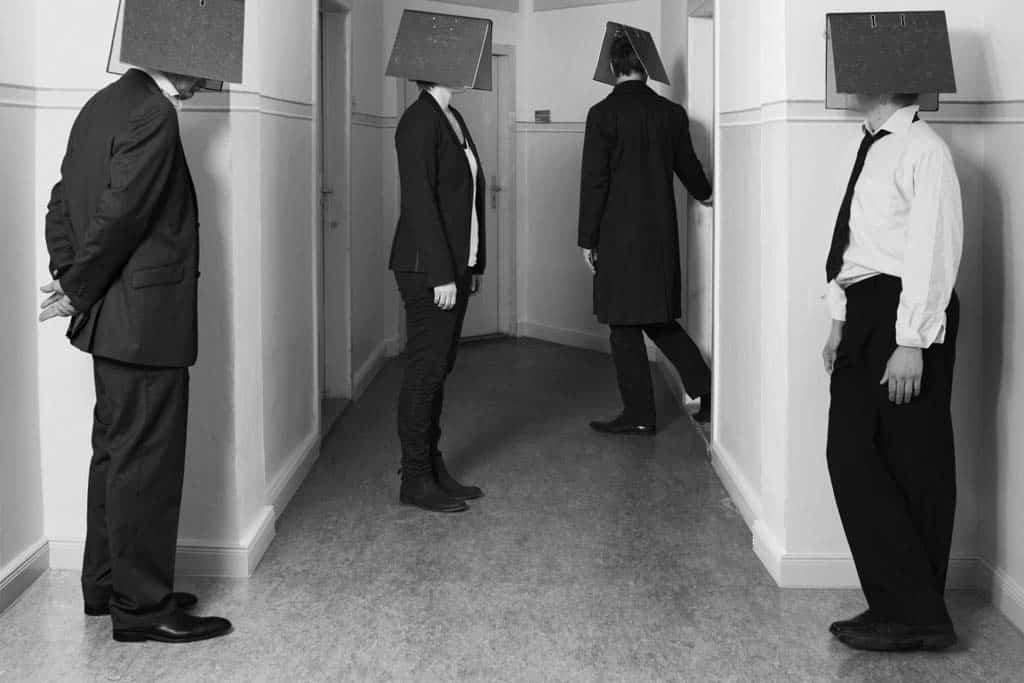 © Die Gorillas. Improvisation Berlin. Foto: Iris Janke