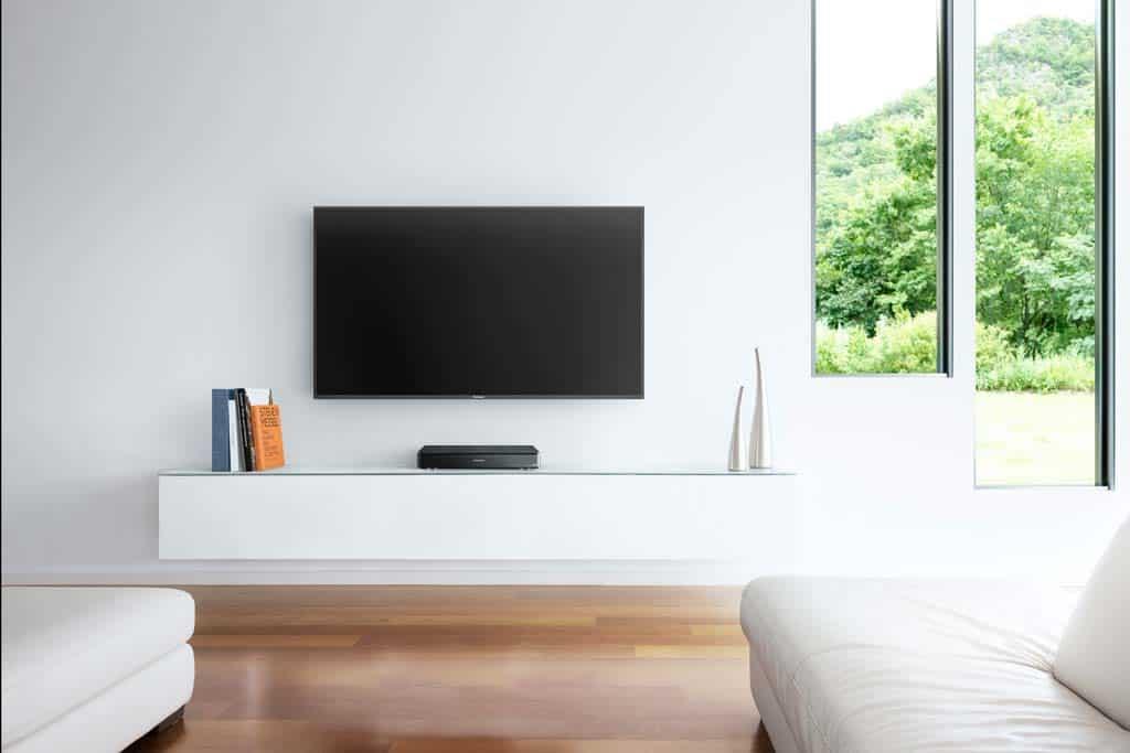Elegantes Design und mit der neuen TV>IP Serverfunktion bringen die Blu-ray Recorder das Fernsehen auch dorthin, wo keine TV-Buchse vorhanden ist  (DMR-BST950/BCT950)