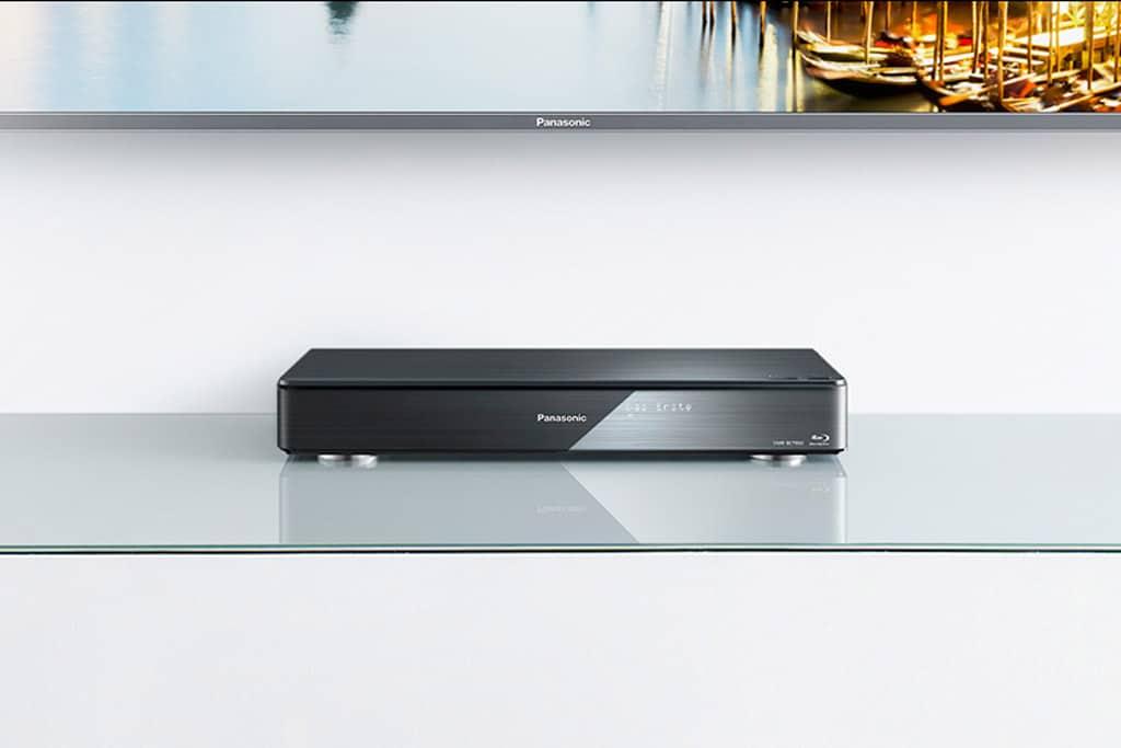 Blu-ray Recorder DMR-BCT950 für Kabeltuner / DMR-BST950 für Satempfänger