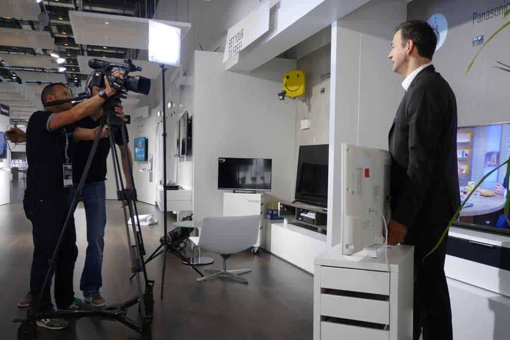 TV über IP: Fernsehen in jedem Raum, auf jedem Gerät.