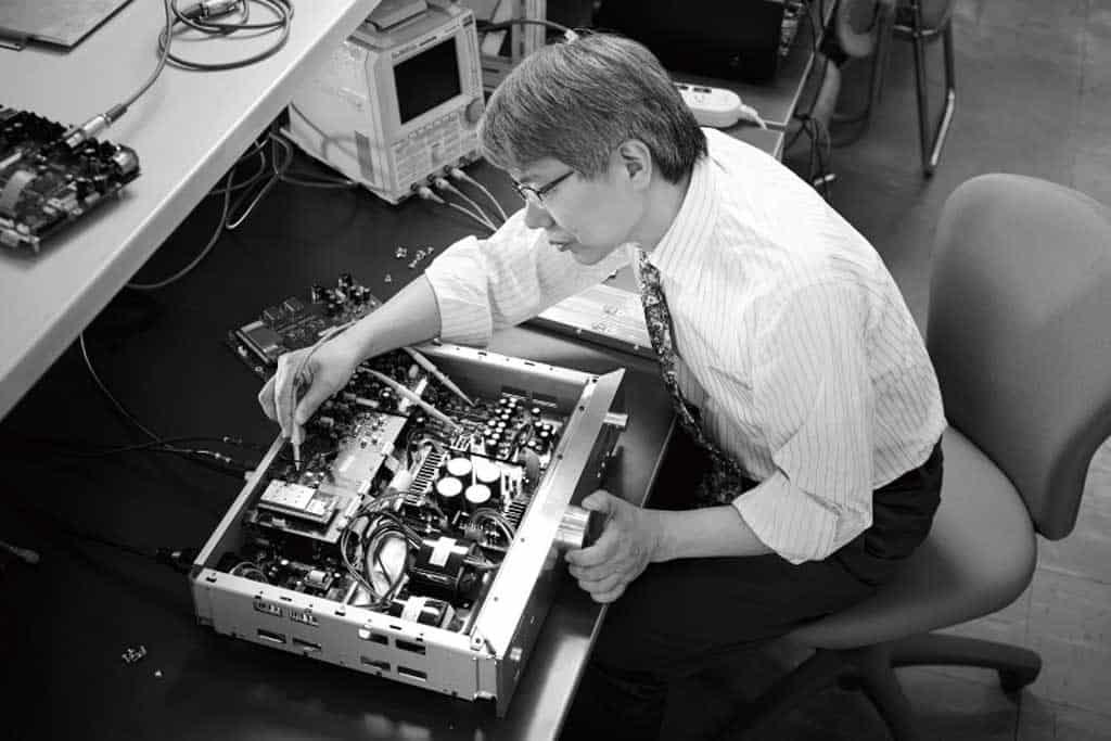50 Jahre Technics