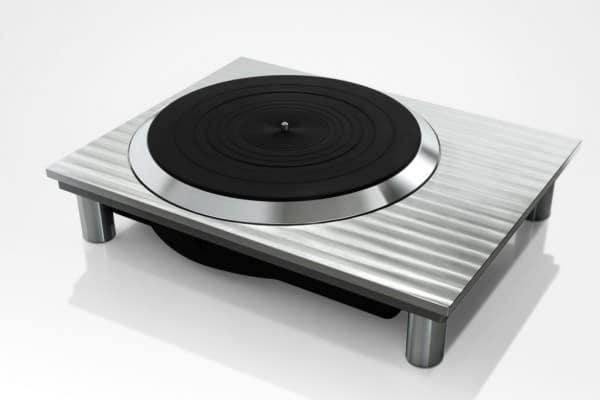 Technics Plattenspieler Prototyp