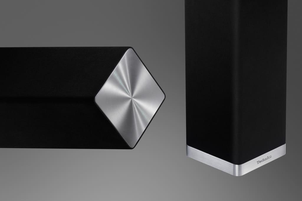 Neben kräftigen Bässen liefert das Lautsprechersystem außergewöhnliche Leistungen über einen weiten Frequenzbereich.