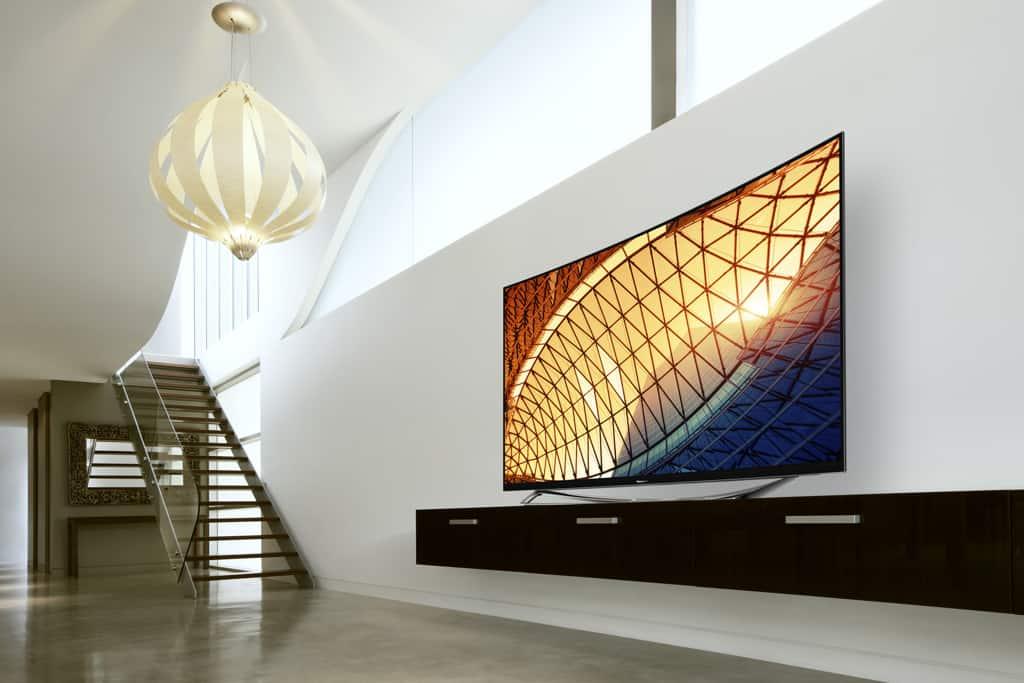 OLED-Fernseher VIERA TX-65CZW954
