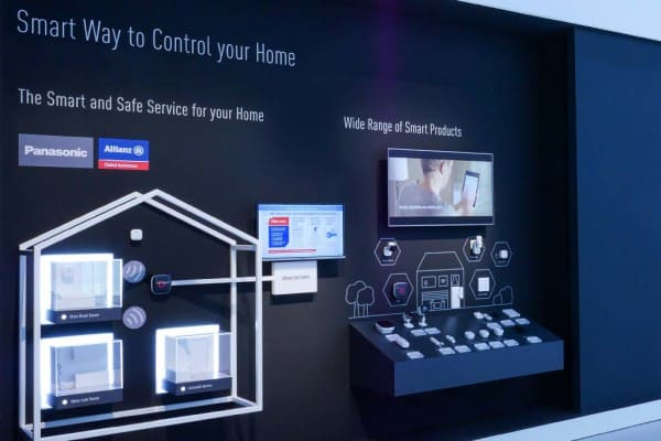 Panasonic-Allianz-Smart-Home