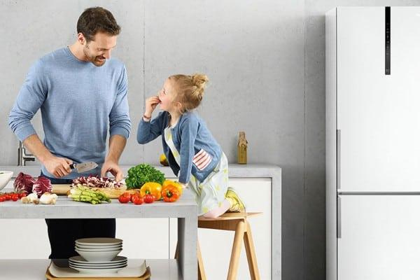 Ideale Lagerungim Panasonic Kühlschrank