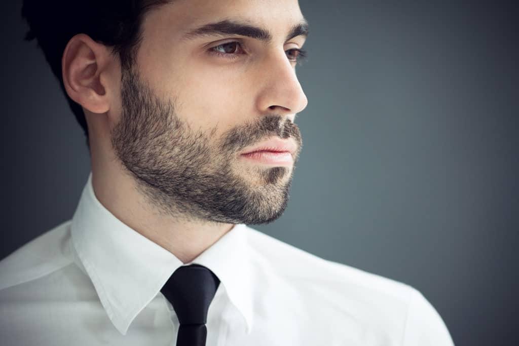 Bartschneider für den Dreitagebart.
