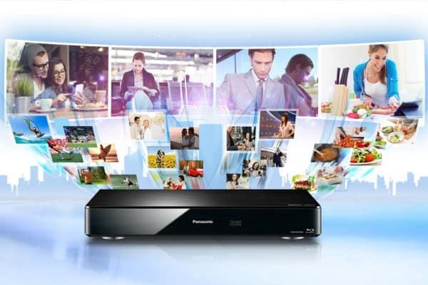 Panasonic Blu-ray Recorder