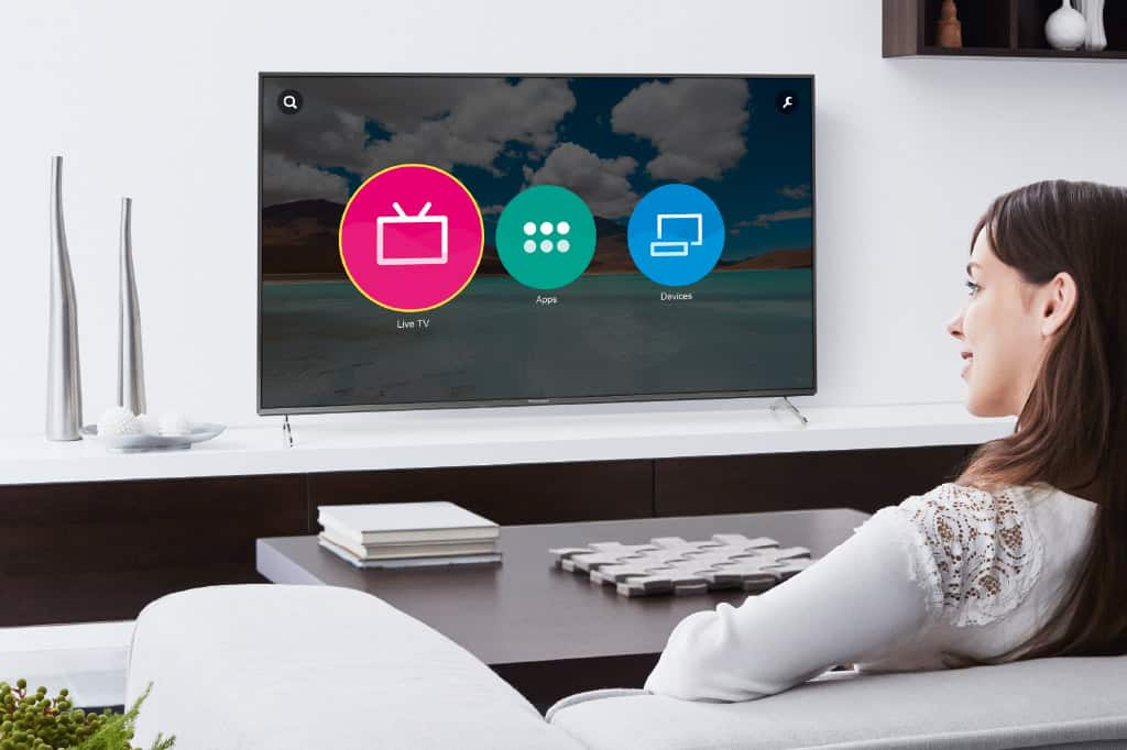 Panasonic TV mit Firefox OS