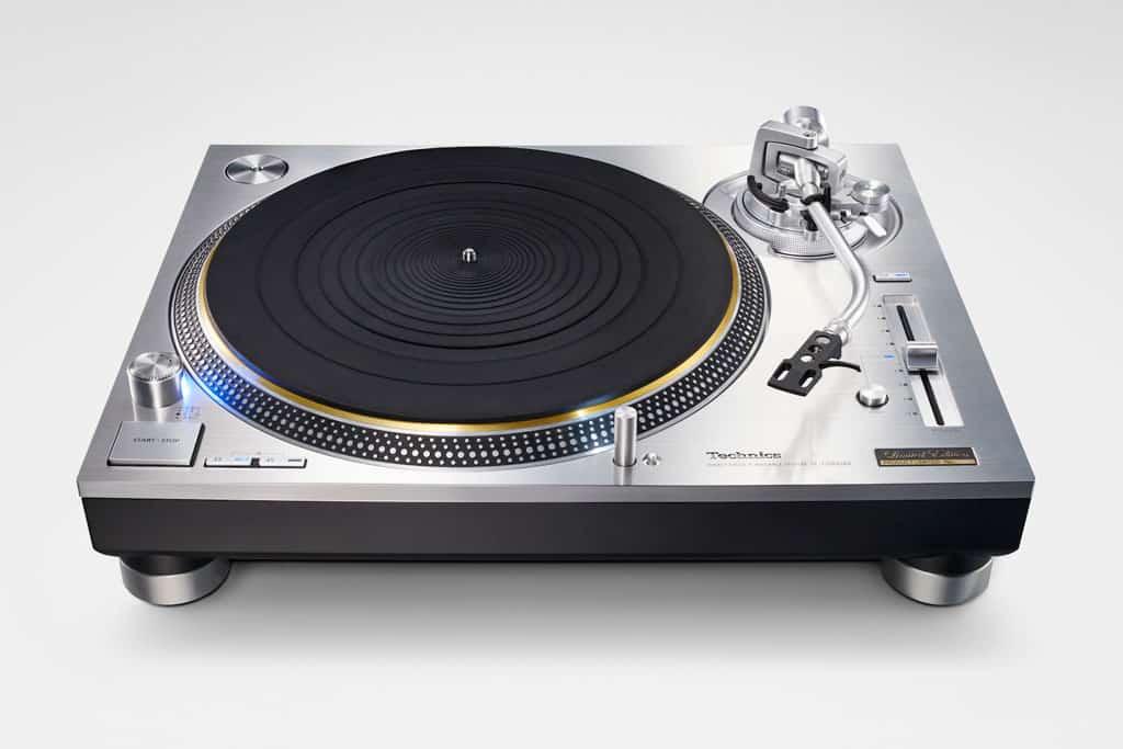 Technics Plattenspieler SL-1200G