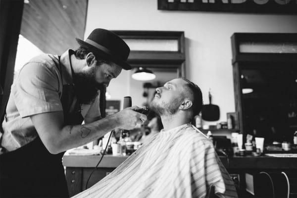 Panasonic Barttrimmer Ergebnisse wie in Barbershops