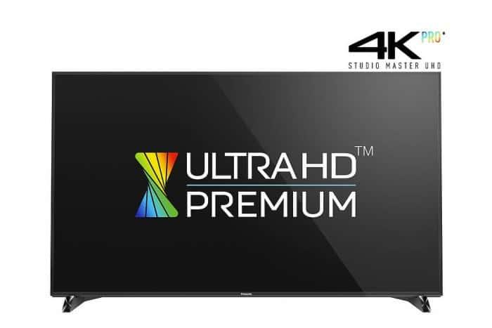 Panasonic DXW904: Erster UHD Premium Fernseher