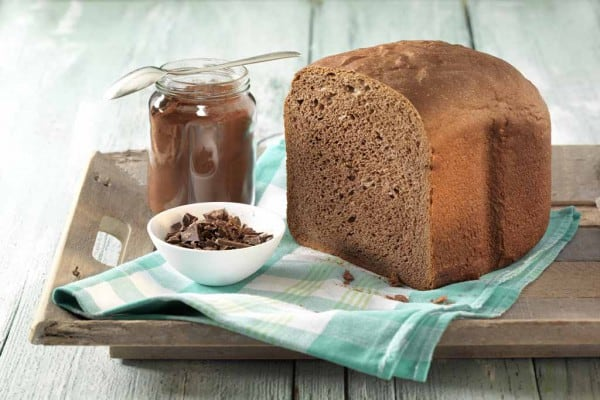 Leckeres Schokoladenbrot mit Sauerteig selber backen!