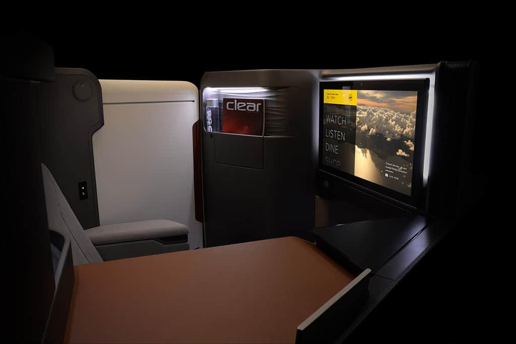 Panasonic Avionics Konzept