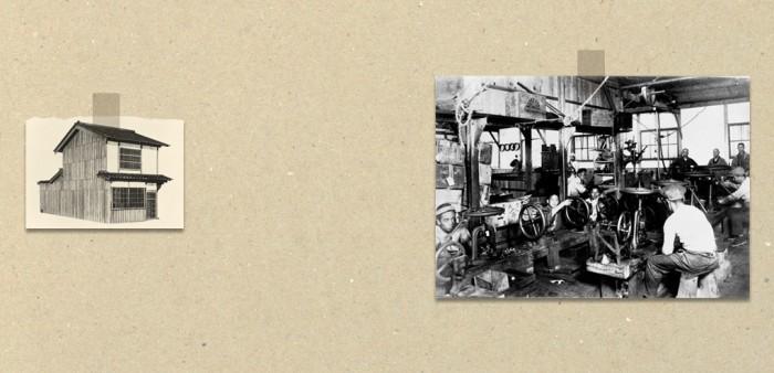 Die Geschichte von Panasonic begann 1918