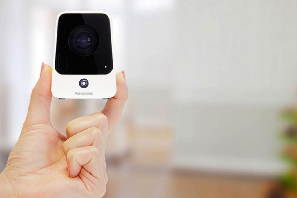 Panasonic Nubo Mobile Sicherheits-Kamera