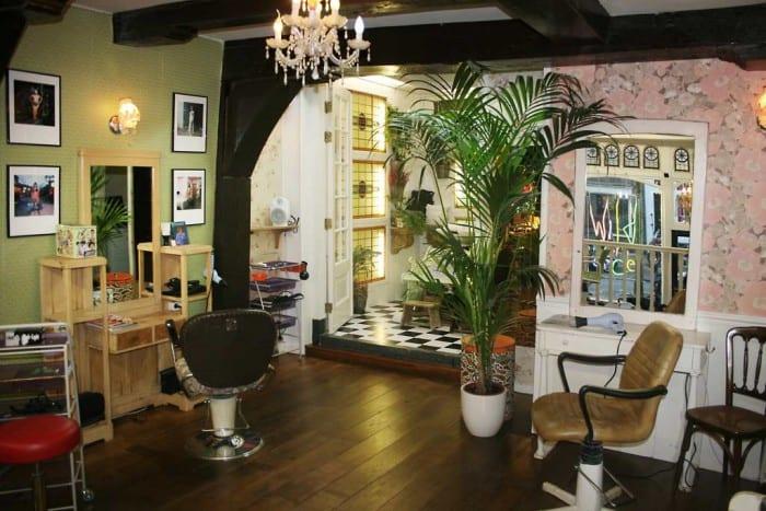Eine Frisur aus dem Wild Romance in Amsterdam?