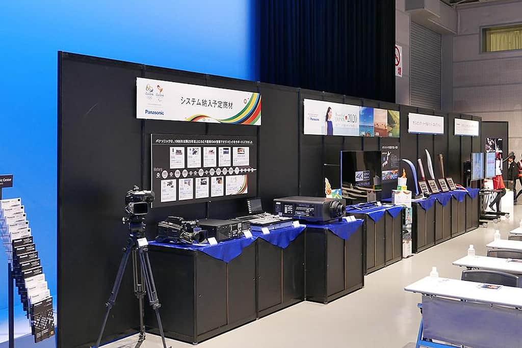 Panasonic @ Rio 2016: Größtes Line-up für Technik und Support in der Olympia-Geschichte