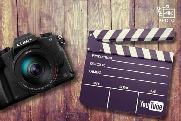 Kamera für Youtuber