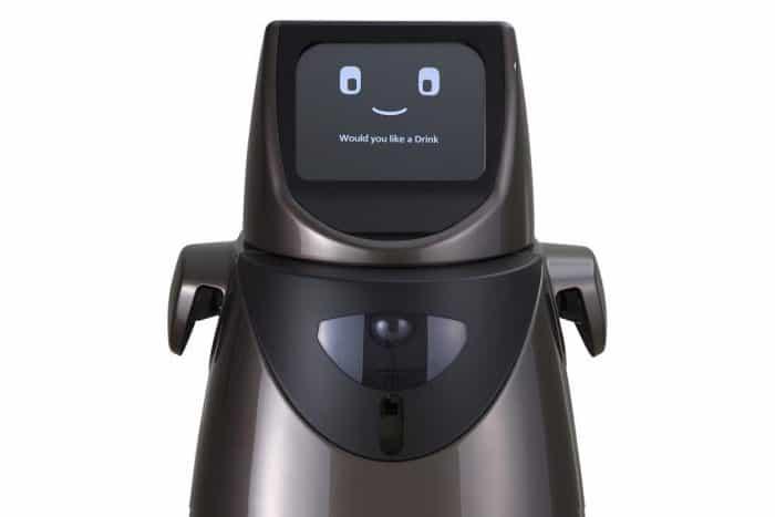Assistenz-Robo Hospi begeistert in Hotels und auf Flughafen