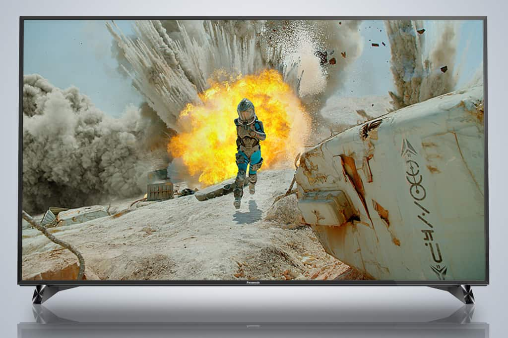 HDR-Gaming Panasonic 4K TV HDR