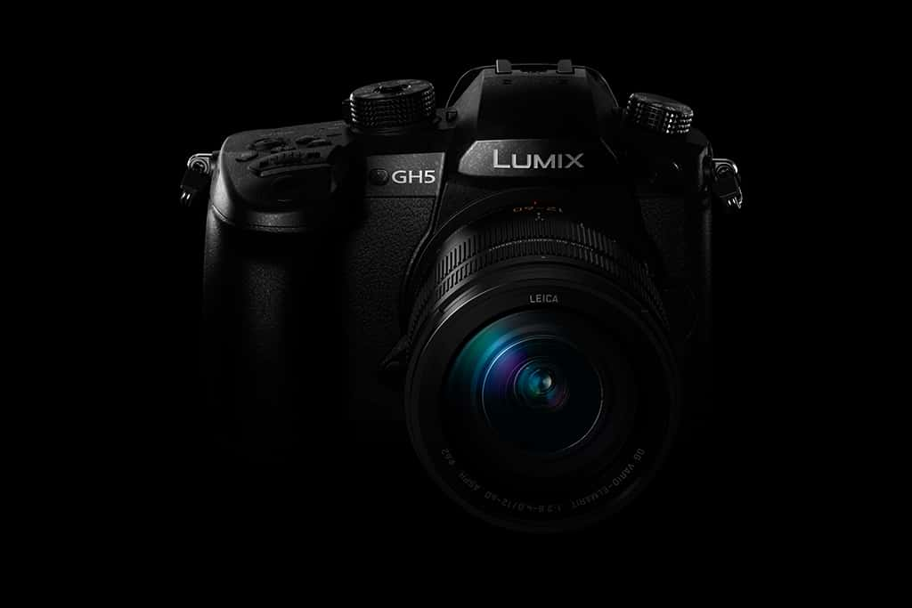 Wechselobjektivkamera LUMIX GH5