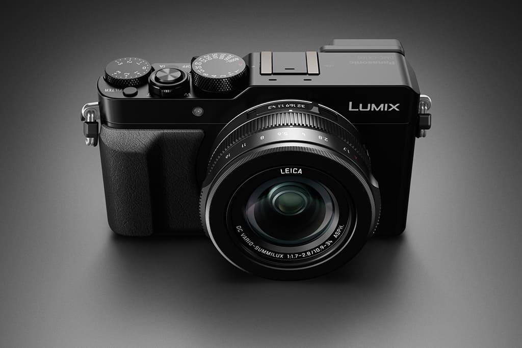 Premium-Kompaktkamera LUMIX LX100