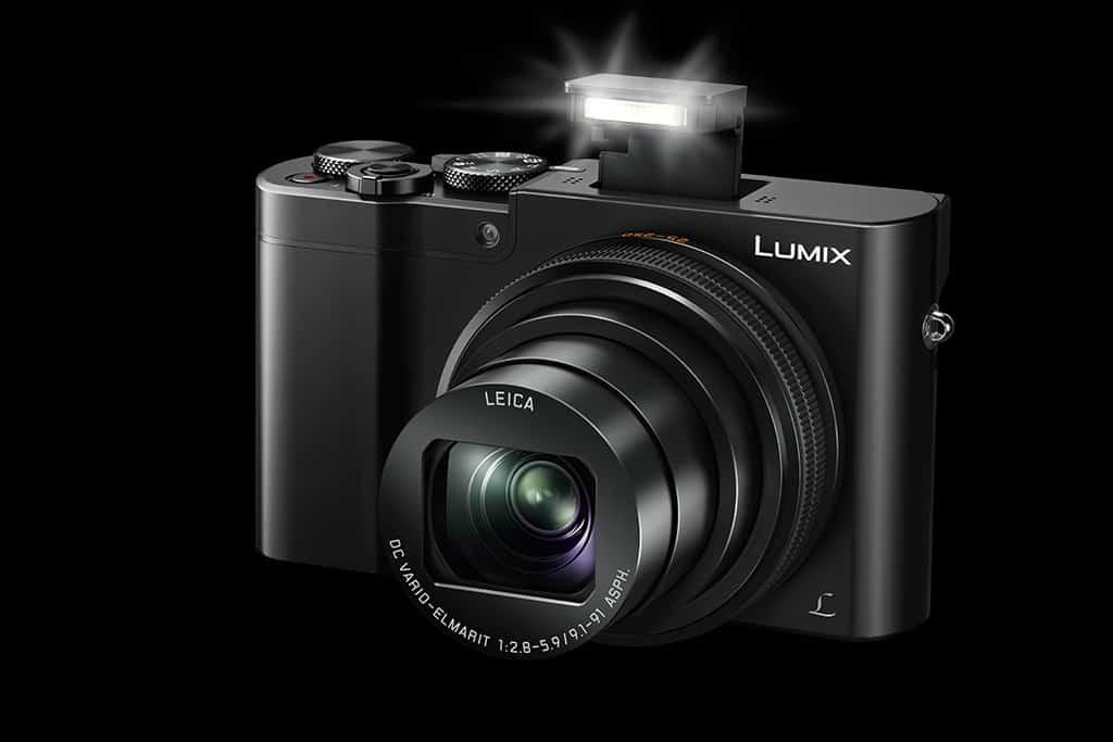 Reise-Kamera LUMIX TZ101