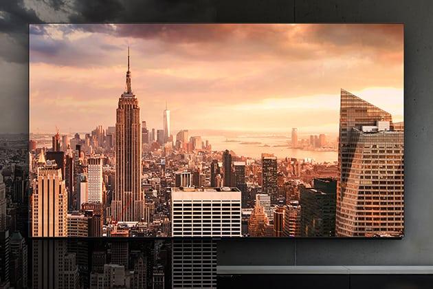 Panasonic Fernseher-Bildeinstellung EZW954 4k OLED TV