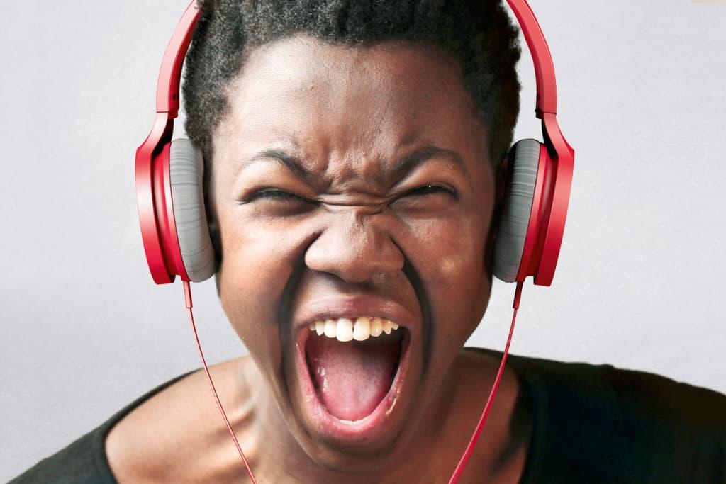 Musikgeschmack Panasonic Kopfhörer HF100M