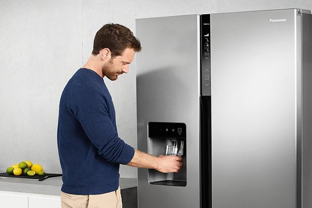 Siemens Kühlschrank Umzug : Side by side kühlschrank mit tv ifa smarter kühlschrank mit wlan