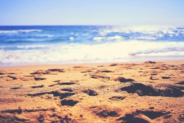 Freibad oder Strand