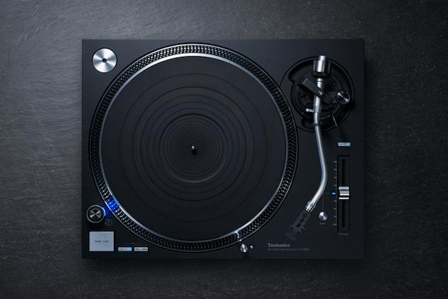 Technics Plattenspieler Produktion