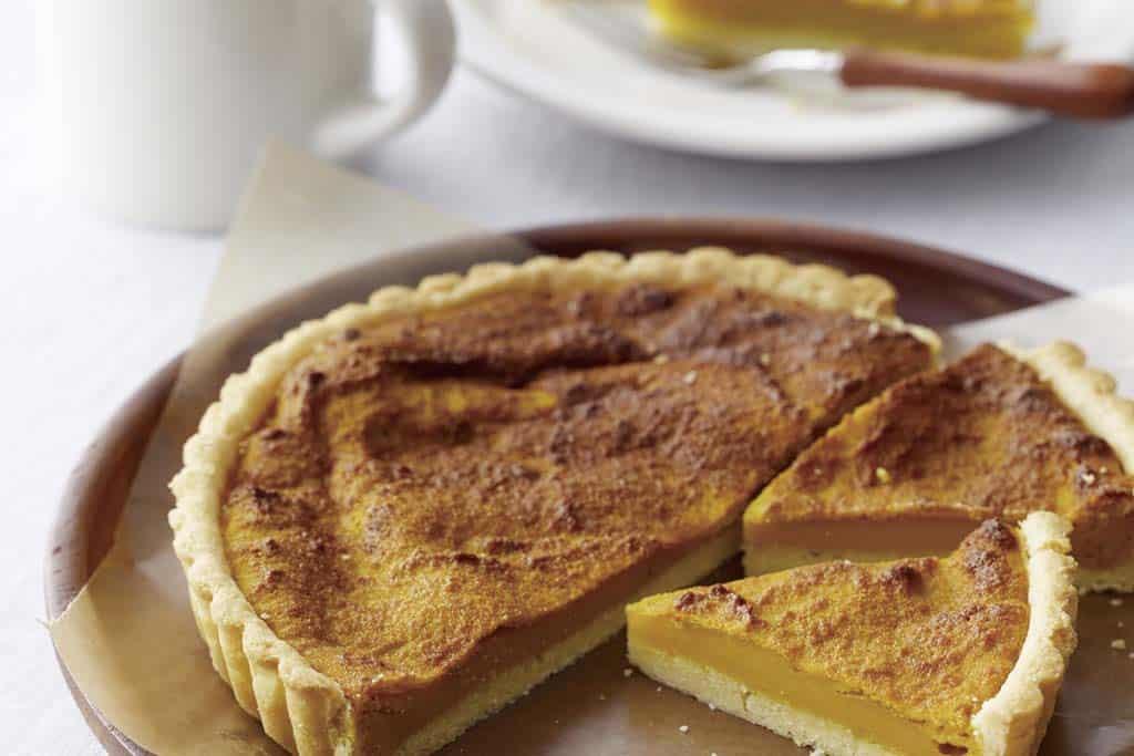Pumpkin Pie in nur wenigen Schritten