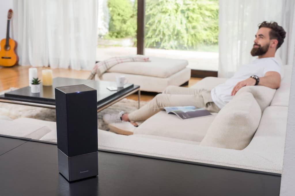 Intelligenter Lautsprecher