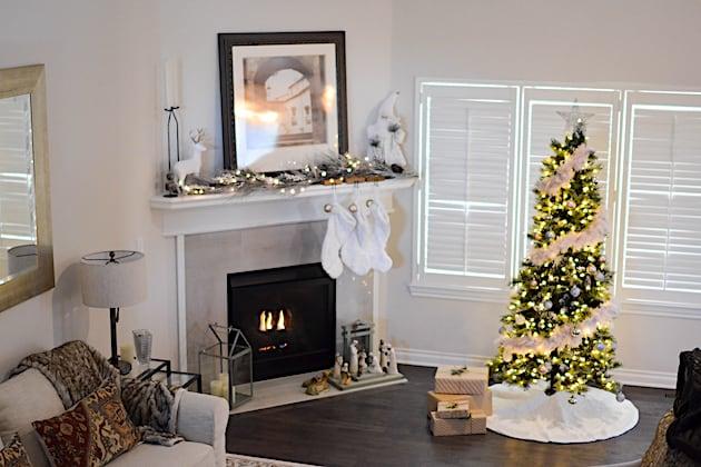 Einbruchschutz zu Weihnachten