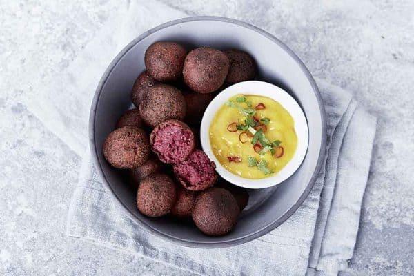 Rezept für selbstgemachte Falafel