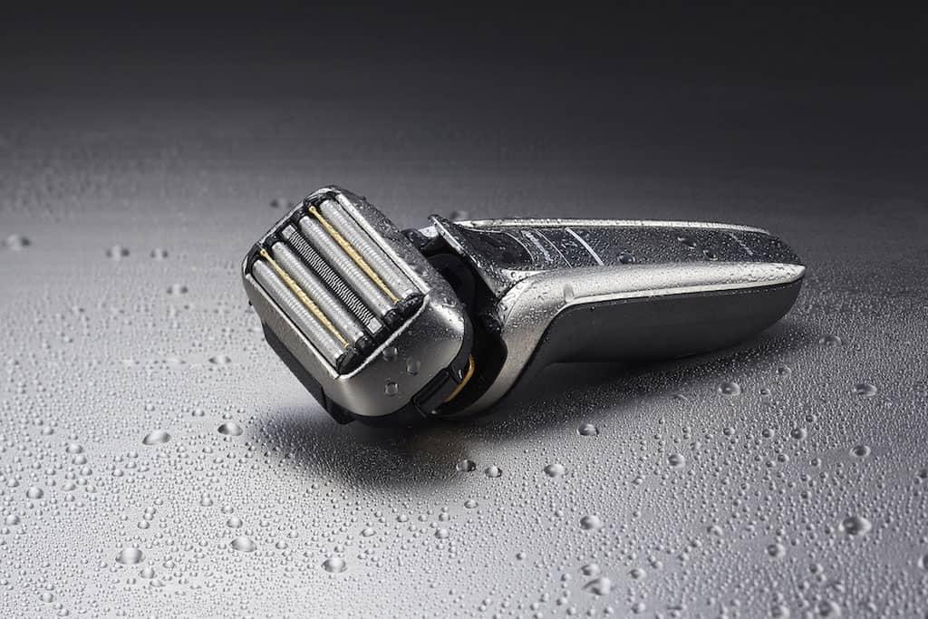 """""""Smart-Lock""""-Funktion verhindert, dass sich der Rasierer versehentlich anschaltet"""
