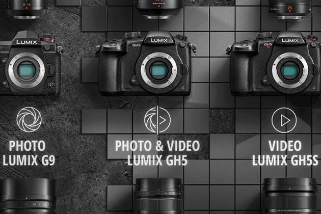 Von der Camera Obscura bis zu LUMIX