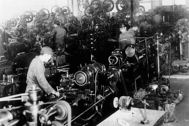 100 Jahre Unternehmensgeschichte