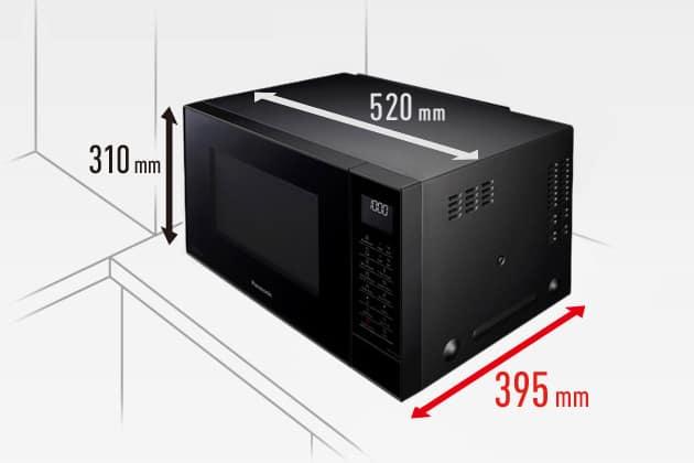 Inverter-Mikrowellen