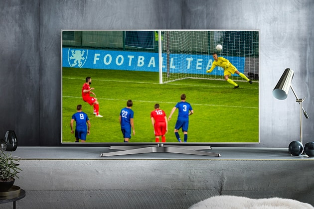Fernseher mit Sportmodus