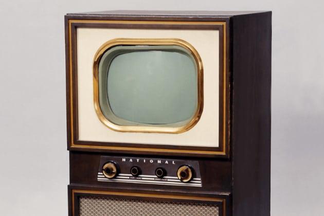 Panasonic Fernseher alt