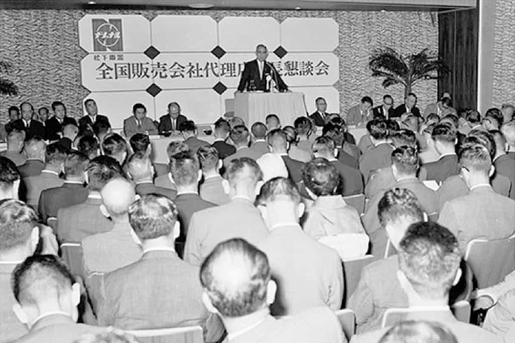100 Jahre Panasonic - 50 Jahre Panasonic - Die 60er Jahre