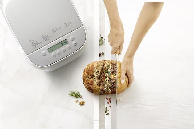 Brotbackautomat reinigen