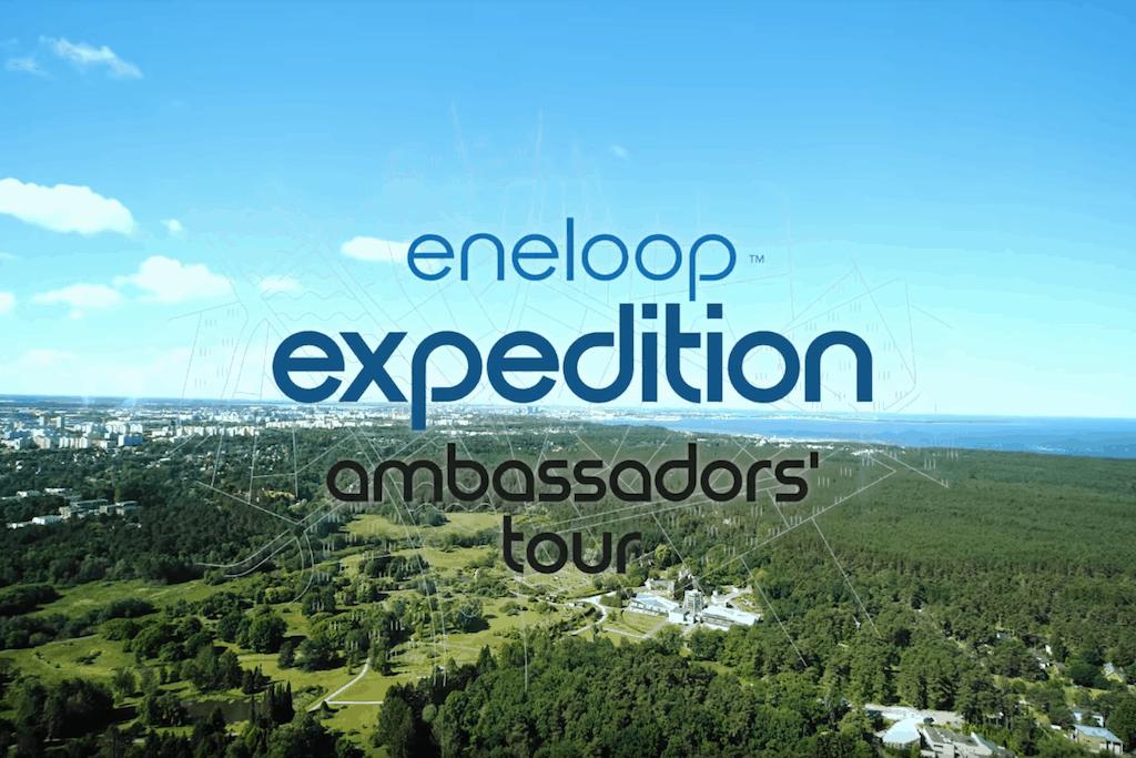 Eneloop Challenge