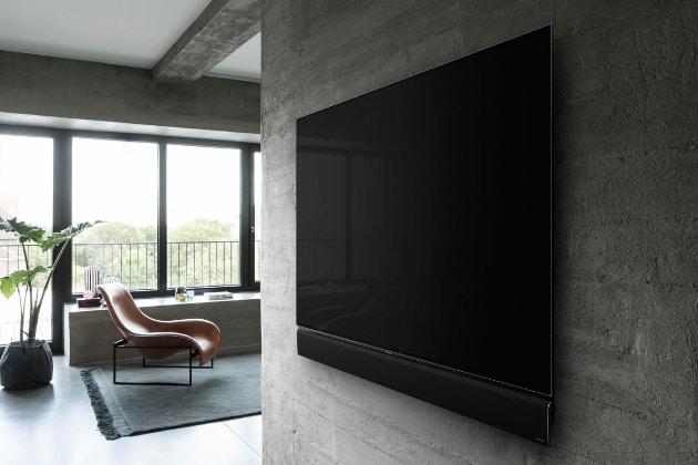 Panasonic FZW954 OLED TV Fernseher richtig einstellen