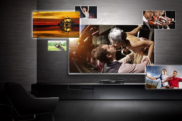 Signalstörung beim Fernsehempfang